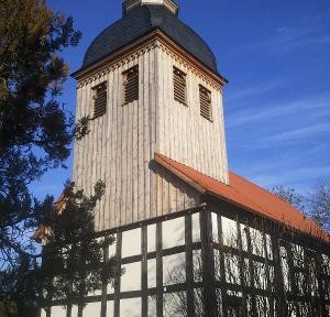 sanierte Kirche