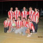 Das Volleyballteam