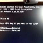 RAM, Keyboard, Maus