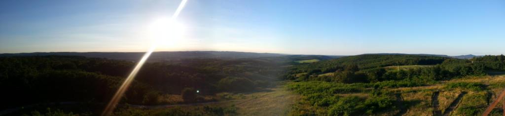 Landschaft um Nemesbük